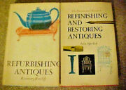Refurbishing Antiques - Homemaker's Guide To Refinishing And Restoring Antiques
