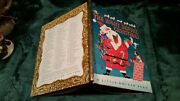 The Night Before Christmas 1949scroll Little Golden Book Corinne Malvern C Moore