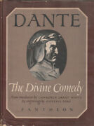 Dante The Divine Comedy 1948 Illustrated By Gustave Dore, Pantheon