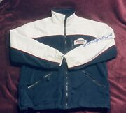 Rare Switcher Bf Goodrich Racing Jacket - Blue And White W/ Red Trim - Xl