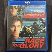 Race For Glory Blu Raycode Red80's Classic2k Scanalex Mcarthur Rare