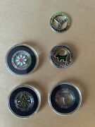 Scotty Cameron Ball Markers / Coins 5 Pieces