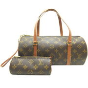 Louis Vuitton Papillon 30 Womenand39s Handbag With Pouch M51365 Discontinued