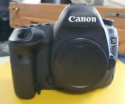 Canon Eos 5d Mark Iv 30.4mp Digital Slr Camera • Body Only • No Charger •