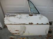 Volvo P1800 Front Passenger Side Door And Panel And Mirror