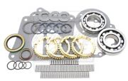 Fits Jeep 4 Speed T-176 T176 Transmission Rebuild Bearing And Seal Kit 1980-1986
