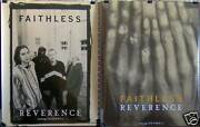 Faithless Reverence 17x22 2-sided Promo Poster Andcopy1997