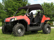 Roof For Polaris Rzr - Puncture Proof - Soft Top - Withstands Highway Speeds