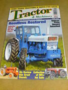 Tractor And Machinery - Roadless - June 2007 Vol 13 7