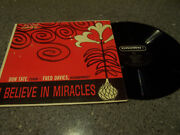 Don Tate I Believe In Miracles Crown Lp Olney, Il