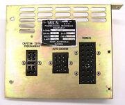 Autolocator / Remote Panel For Mci Sony Jh-16 Jh-24. Jf