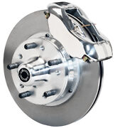Wilwood Disc Brake Kitfront60-72 Plymouth A-body W/9 Drums11 Rotorspolished