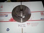 Nos Front Brake Rotor - 141172 Fits And03978 - And03980 Chevy Chevette