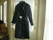 Us Army Womanand039s All-weather Coat W/ Liner Size 20r Nwt