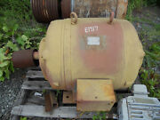 100 Hp Howell Low Rpm Electric Motor