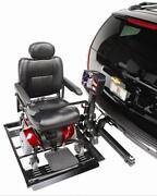 Harmar Al-560xl Extra Large Automatic Power Chair Lift Class Iii Hitch Receiver