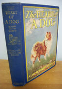 The Heart Of A Dog By Alfred Payson Terhune W/ Marguerite Kirmse Illustrations