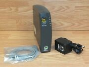 Toshiba Docsis Pcx1000 Mac And Pc Daz8801f-r Cable Modem And Power Supply