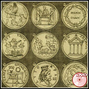 Numismatics - Very Rare Old Books 16th-18th Century - Coins - History - 3 Dvd's