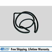 Front Door Seal Weatherstrip Right Rh Passenger For Grand Marquis Crown Vic