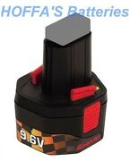 Hoffa's Batteries Rebuilds Any Snap On 9.6 Volt Ctb5172 Batteries