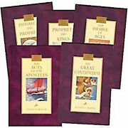 Conflict Of The Ages, 5 Volume Set The New Illustrated Set, Ellen G. White