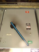 Siemens Vf358bl 1200a Bottom Feed Fusible Panelboard Switch Never Energized