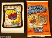 2012 Wacky Packages Series Ans 9 Complete 55 Card Set + Free Wrapper Stickers