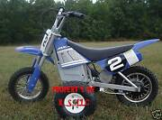 1 Set Of Razor Mx 350 And 400 Training Wheels Mx350 Electric Bike And More Available