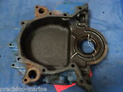 C9je-6019-a Front Cover Cast Iron 1976 Omc 235 Hp Model 990241m