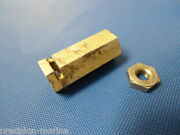 Reverse Lock Link Coupling And Nut 1953 Evinrude 7.5 Hp Model 7512 7513
