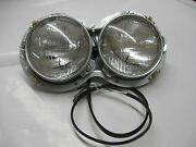 New Paymover Gse Aircraft Pushback Tractor Headlight Pn 160242h3