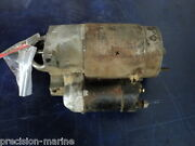 0384198 Starter Mtr And Stud Assy Omc 165hp Gm 6 Cyl .inline.