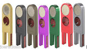 Ulti-mate Cue Tip Tool - 5 Tools In 1 - Ultimate Pool Cue Tool - 8 Color Choices