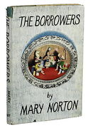 The Borrowers Mary Norton True First Uk Edition 1952 Carnegie Medal 1st