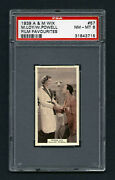 Psa 8 Myrna Loy And William Powell 1940 Film Favourites Card 57 The Thin Man