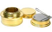 Esbit Portable Outdoor Camping Cooking Brass Alcohol Stove Burner
