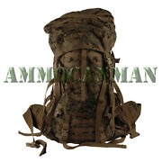 2 Packsgen 2 Marpat Complete Ilbe Arcyteryx Pack W/lidhip Belt And Radio Pouch