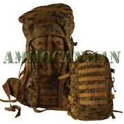 2 Sets Exclt Cond Gen 2 Marpat Complete Ilbe Arcyteryx Pack And Assault Pack