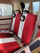 Cessna 150 And 152 Upholstered Seat Kits Covers With New Foam