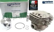 Meteor Cylinder And Piston Kit For Husqvarna 371 372 50mm Rep 544 25 43-02