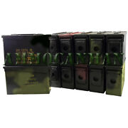 30 Cal Ammo Can-grade 2 12 Pack Free Shipping