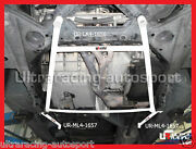Mercedes Benz A160 W168 Ultra Racing Front Lower Bar 4 Points 1 Piece 1997