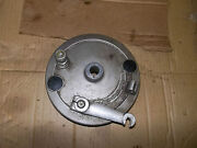 Harley Davidson Sx 175 1974 Front Brake Plate/arm/shoes I Have More For This