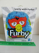 2012 Light Blue - Furby Party Rockers Twittby - Ages 6 And Up