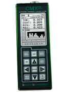 Cmxdl-h Coating And Wall Thickness Gauge High Temp Transducer 0.025-9.999