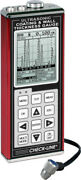 Ti-cmxdlp-2225 Coating And Wall Thickness Gauge With Transducer For Thin Plastics