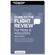 Asa Guide To The Flight Review - 8th Edition