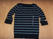 New With Tags Jones New York Women's Sweaters-3/4 Length Sleeves