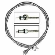 Oe-style Metal Jacket Speedometer Cable For 1954-1956 Dodge C-series Trucks
